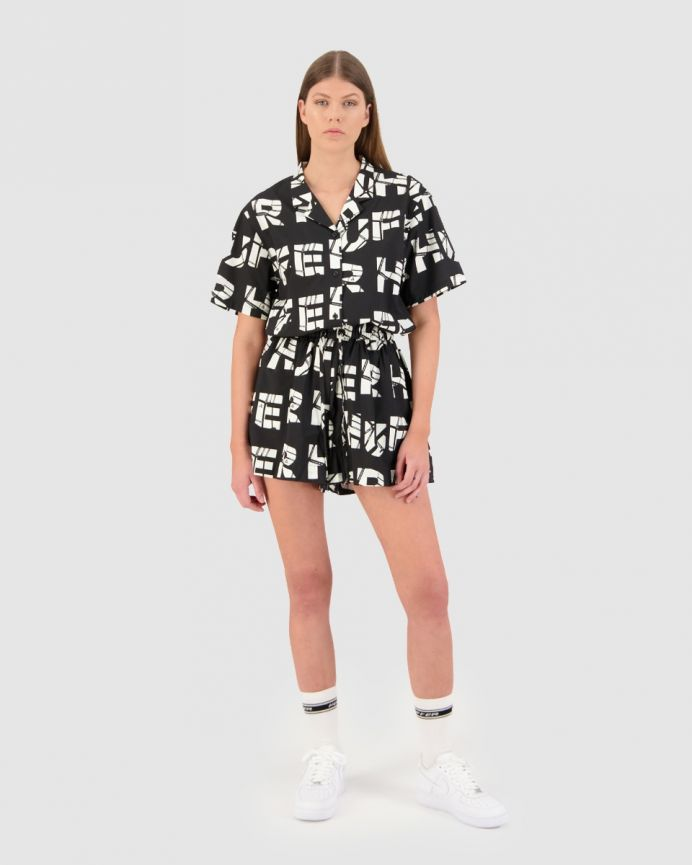HFR STREETS PENNY PLAYSUIT BLACK